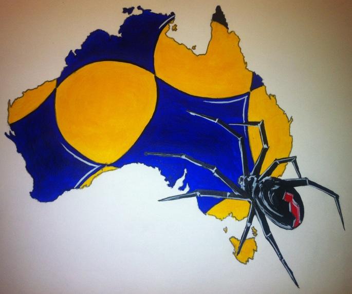 Redbacks Aus Logo